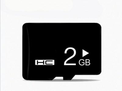 TF内存卡2GB